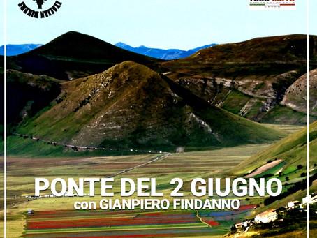 Il 2 Giugno un all-inclusive di Italian Bikers in Umbria con Gianpiero Findanno (non off-road)