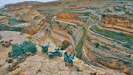 Itlian Bikers | Tunisia