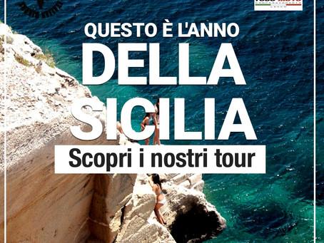 QUESTO E' L'ANNO DELLA SICILIA. E ITALIAN BIKERS HA OTTIME IDEE PER VOI
