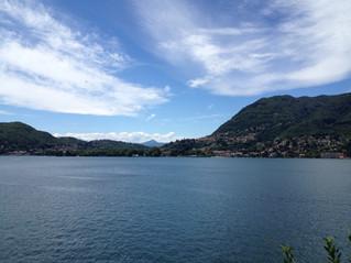 Autumn at Lake Como. Stunning...