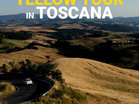 Festeggiamo la zona gialla con un bel giro in Toscana a base di meraviglie per occhi e palato