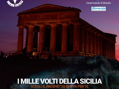 Con Italian Bikers la Sicilia si fa in tre. Scopri i pacchetti che abbiamo pensato per te.