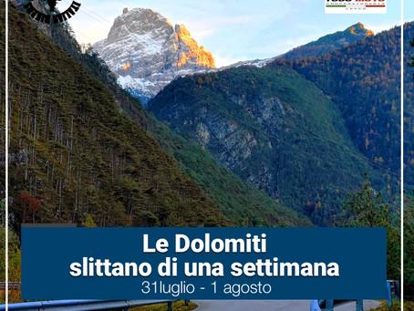 Italian Bikers vi porta al fresco nella meraviglia delle Dolomiti