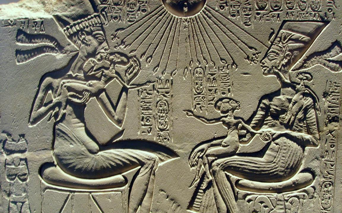 Akhenaten and Egyptian Monotheism
