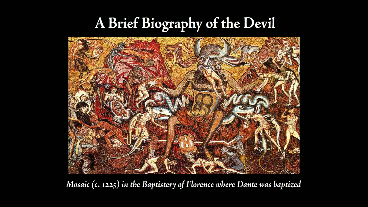 A Brief Biography of the Devil