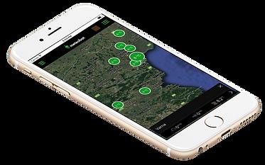 мобильное приложение для погоды meteobot
