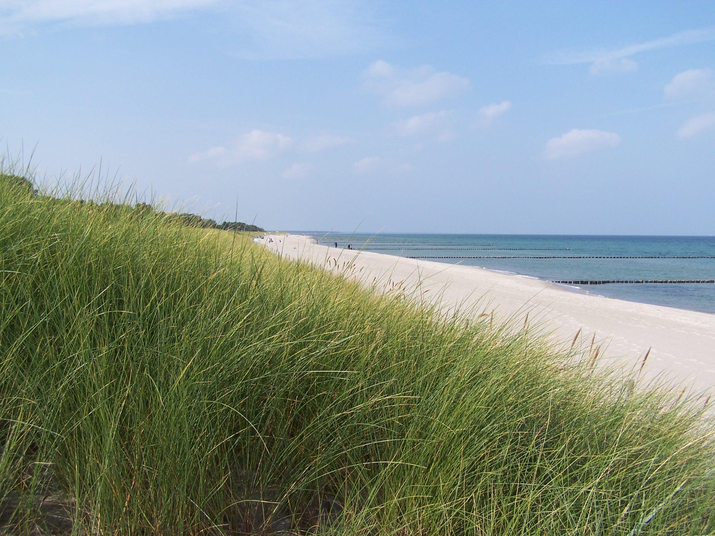 Die Ostsee - Zingst