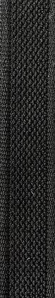 Anti-glidband 20mm, svart