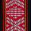 Thumbnail: Reflexband 22 mm Röd