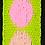 Thumbnail: Prickband Rosa/Gammelrosa 10mm
