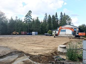 Avtal kring nybyggnation färdigt. Nya lokaler beräknas vara färdiga i början på 2017.