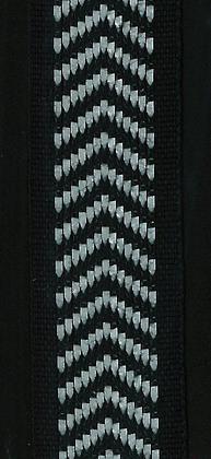 Reflexband 22 mm Svart