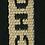 Thumbnail: Bomullsband 6mm CHOKLAD