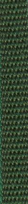 Bomullsband 15mm Mörkgrön
