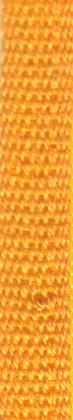 Bomullsband 15mm Gul