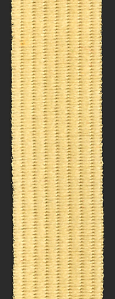 Polyesterband 20 mm Beige