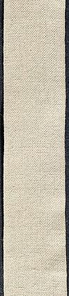 Textilband i lin 40mm Natur