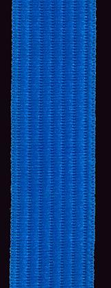 Polyesterband 20 mm Royalblå