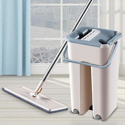 4 in 1 Multi-functional Hands-free Mop