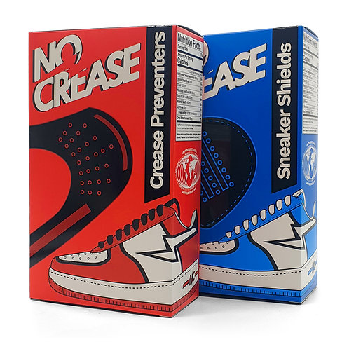 NoCrease Combo Pack
