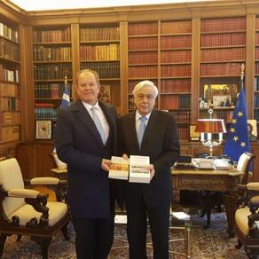 Ο κ. Γιαννούλης στον πρόεδρο της Δημοκρατίας