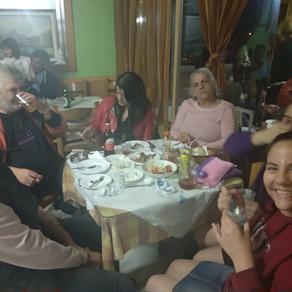 Πρόσκληση σε γλέντι στο καφενείο της Έφης από τον Σύλλογο Απανταχού Φωτεινιωτών