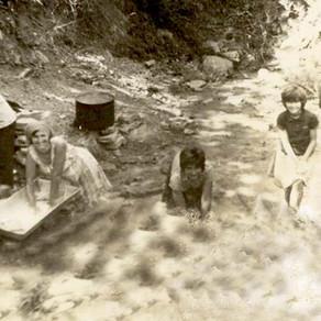 Ρέματα, ποτάμια, λίμνες: Τα… πλυντήρια μιας άλλης εποχής!