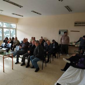 Με μεγάλη συμμετοχή και αποφάσεις, η Γενική Συνέλευση του συλλόγου
