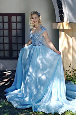 Juhlapuku Evening dress