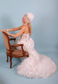 HÄÄPUKU WEDDING DRESS Свадебное
