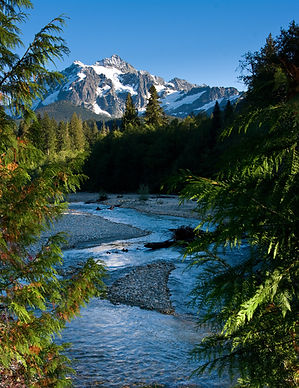 North Fork Nooksack River, Photo Brett Baunton