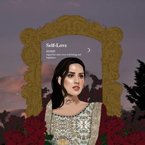 Beginning the self-love journey