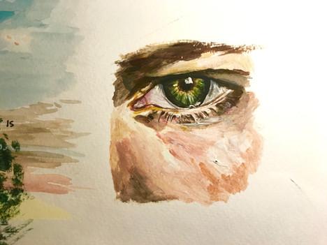 Eye Study Pt. II