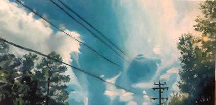 Sunset - Blue