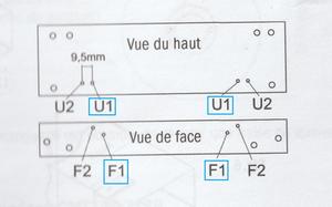 Montage du CMT300 - Fig 2 bis