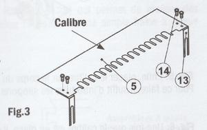 Montage du CMT300 - Fig 3.
