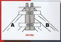 Joint Génie - Assemblage en coupe d'onglet