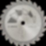 Scie circulaire : Les lames.