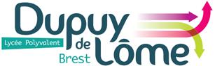 Logo - Lycée Dupuy De Lôme