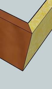Les Assemblages : L'assemblage en coupe d'onglet.
