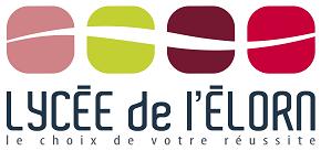 logo - Lycée Elorn.- Landerneau