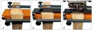 CMT 300 - Utilisation.