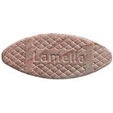 Menuiserie : Une Lamelle.
