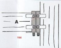 Joint Génie - Montage en T.