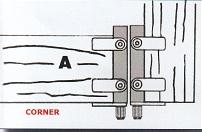 Joint Génie - Assemblage en coin.