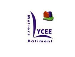 Logo - Lycée des métiers du bâtiment et de l'écoconstruction,
