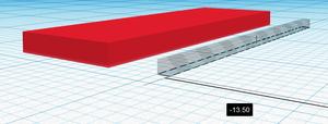 TinkerCAD - Mesurer un déplacement - Fig 2