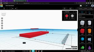 TinkerCAD - Mesurer un déplacement - Fig 1