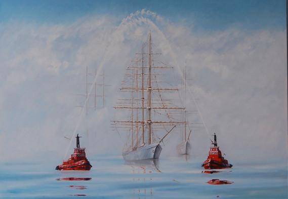Wellington Fog