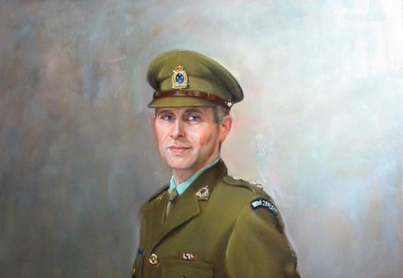 Lt John Thompson
